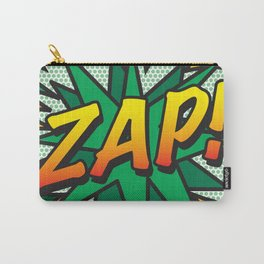 Comic Book ZAP! Carry-All Pouch