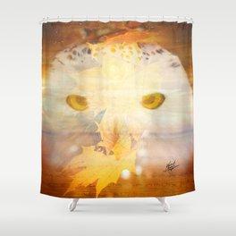 Seven Higher Shower Curtain