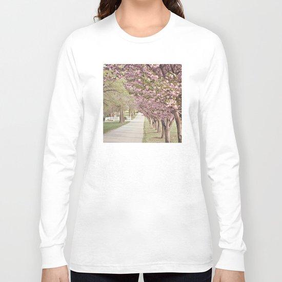 A Dreamy Journey Long Sleeve T-shirt