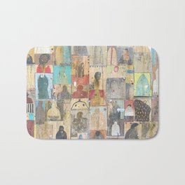 The People Want To Know Bath Mat