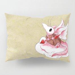 Plague Cupid Pillow Sham