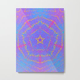 Star Fragments Metal Print