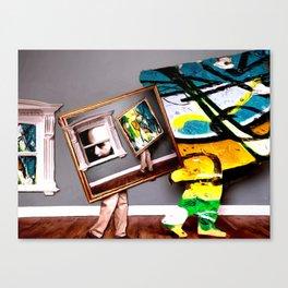 Gallery Walk Canvas Print