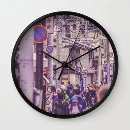 WILD JAPAN 21 Wall Clock