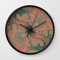 Clouded Dreams Wall Clock