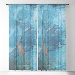 Into the Deep Sheer Curtain