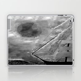 The Fate of Sir Charles Vane: Mutiny and the Cursed Lands Laptop & iPad Skin