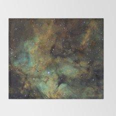 Gamma Cygni Nebula Throw Blanket