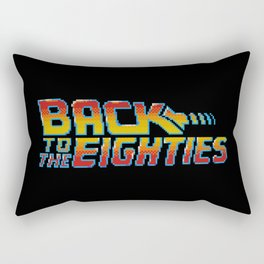 Back To The Eighties Rectangular Pillow