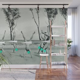 Form Wall Mural