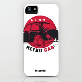 Retoroka iPhone Case