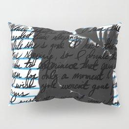 Loose Leaf Doodle: Masks Pillow Sham