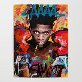 Jean-Michel Basquiat ART Poster