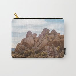 Joshua Tree National Park VIII Carry-All Pouch