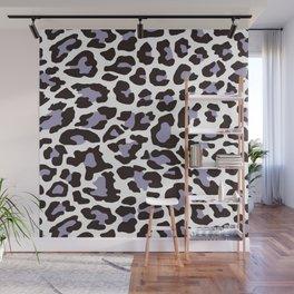 Snow Leopard Pattern_C Wall Mural