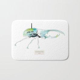 Dynastes Wirelessus Beetle Bath Mat