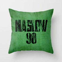 Maslow Jersey Throw Pillow