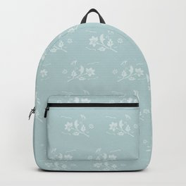 Floral Pattern #1 #decor #art #society6 Backpack