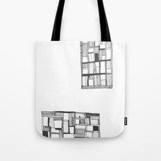 Lost Keys Cafe Tote Bag