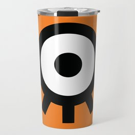 A Clockwork Travel Mug