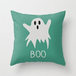 Are you scared ? #4 Throw Pillow