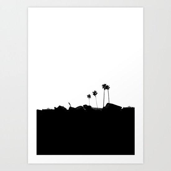 Palm 03 by theoldartstudio