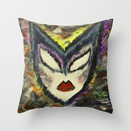 Zeta Throw Pillow