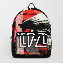 Red Zeppelin Backpack