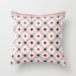 _clery Throw Pillow