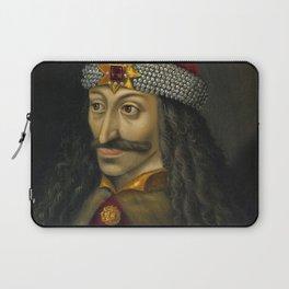 Vlad the Impaler Portrait Laptop Sleeve