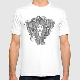 Snake Charmer T-shirt