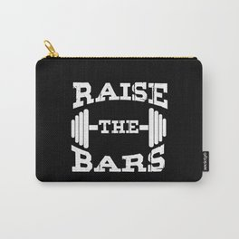 Weight Lifting For Fitness Athletes Carry-All Pouch