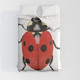 Ladybird Beetle Specimen Comforters