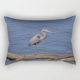 Out on A Limb Rectangular Pillow