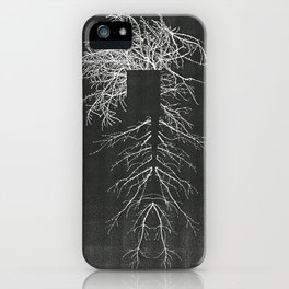 Population Normal iPhone Case