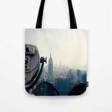 Empire State Building NYC Tote Bag