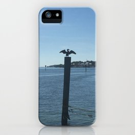Keys Wings iPhone Case