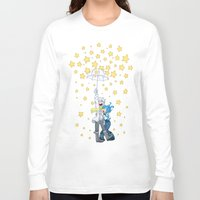 dmmd Long Sleeve T-shirts featuring DMMd :: The stars are falling by Magnta