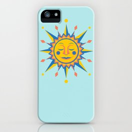 Summer's Joy iPhone Case