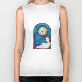 night muse Biker Tank