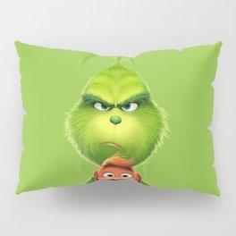 Grinch Pillow Sham