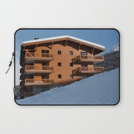 Mountain chalet, holiday home Laptop Sleeve