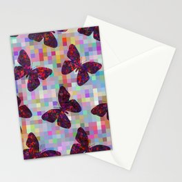 Butterflies 02 Stationery Cards
