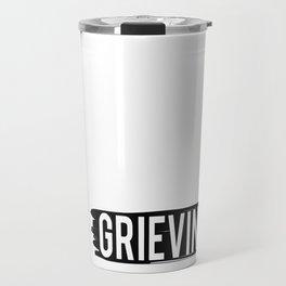 Grieving Travel Mug