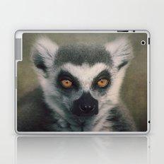 Portrait of a Lemur Laptop & iPad Skin