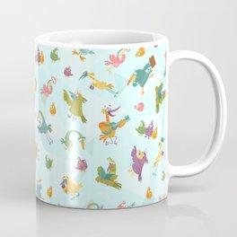 Funny Birds Coffee Mug