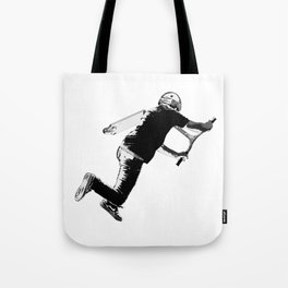Tail-whip - Stunt Scooter Trick Tote Bag