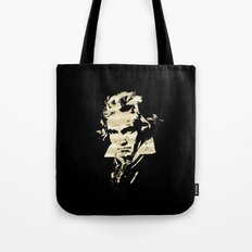 Beethoven - German Composer Tote Bag