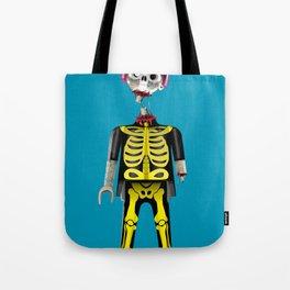 Playmo_Zombie_by LelosLovesYou Tote Bag