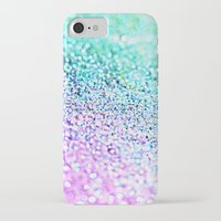 the little mermaid iPhone & iPod Cases featuring Little Mermaid by Monika Strigel